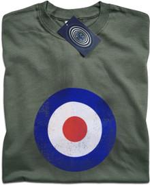 Mod Target (Quadrophenia) T Shirt