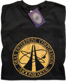 Drax Enterprise Corporation T Shirt