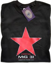 Firefox MiG 31 T Shirt