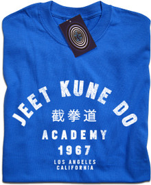 Jeet Kune Do Academy T Shirt (Royal Blue)