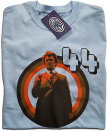 Dirty Harry 44 T Shirt (Blue)