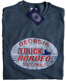 Truck Roadeo (Heather Grey) T Shirt