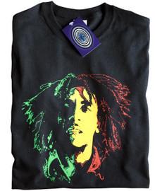 Bob Marley T Shirt (Black)