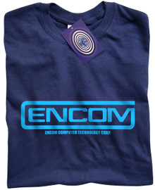 Encom (Tron) T Shirt