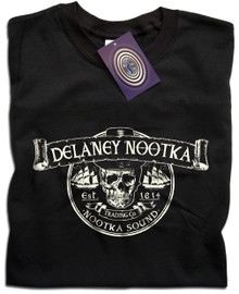Delaney Nootka Trading Co T Shirt