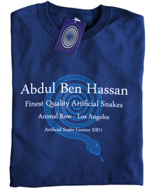 Blade Runner Hassan T Shirt (Blue)