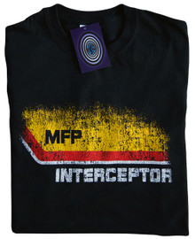 Mad Max Interceptor (Black) T Shirt