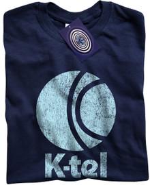K-Tel T Shirt (Blue)