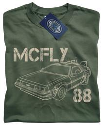 McFly 88 T Shirt (Green)