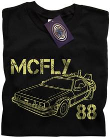 McFly 88 T Shirt (Black)