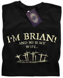 I'm Brian and so is my wife T Shirt
