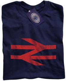British Rail Logo T Shirt
