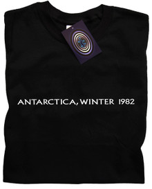Antarctica Winter 1982 (The Thing) T Shirt