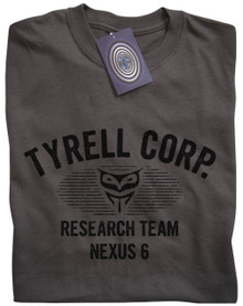 Tyrell Corp Nexus 6 (Grey) T Shirt