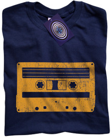 Audio Cassette (Blue)