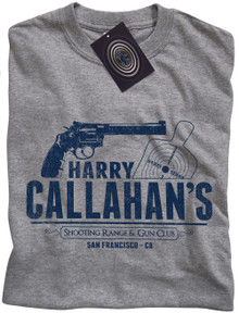 Harry Callahan T Shirt (Grey)