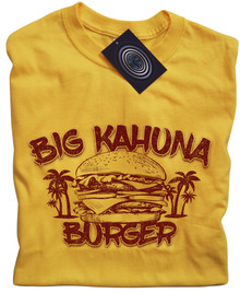 Big Kahuna Burger T Shirt (Yellow)