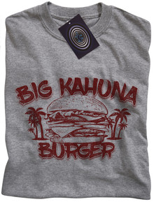 Big Kahuna Burger T Shirt (Grey)