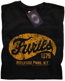 Baseball Furies T Shirt (Black)