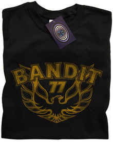 Smokey and the Bandit (Black) T Shirt
