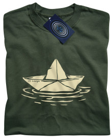 SS Georgie (Green) T Shirt