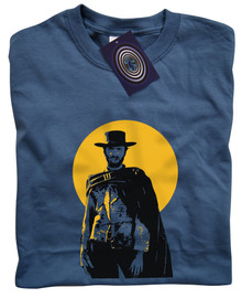 The Good, The Bad And The Ugly T Shirt (Blue)
