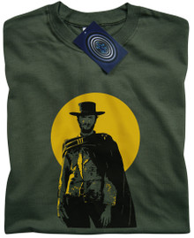 The Good, The Bad And The Ugly T Shirt (Green)