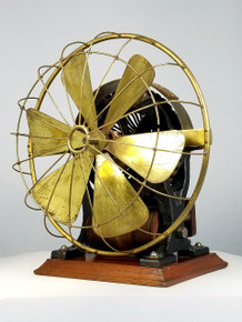 1891 Edison Slow Motor fan
