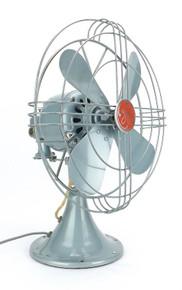 """Original Condition 1947 Mid Century GE """"Quiet Fan"""""""