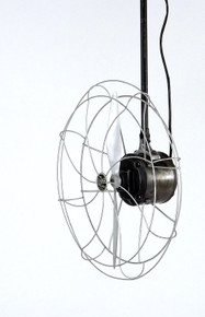 Ceiling Mounted National Circulator  by National Fan Sales Co.