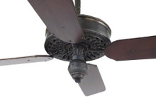 Original 1908  Emerson Fern Leaf Ceiling Fan Reconditioned