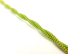 2 Conductor Green/Yellow/Red Speckled Twisted Power Cord Wire