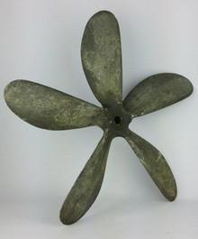"""Roto Beam Cast Aluminum Blade 17"""" Diameter"""