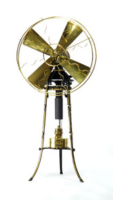 Beautiful Jost Hot Air Fan Restored