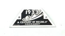 Limited GE Worlds Fair Fan Base Badge