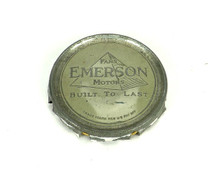Original Emerson French Grey Pyramid Cage/Guard Badge