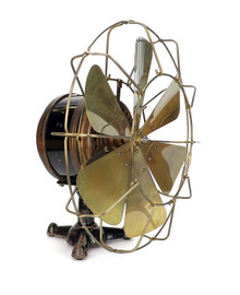 "1893 Meston Series A 12"" Desk Fan"