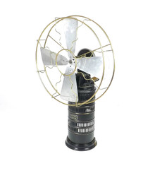 Original Condition Jost Patent Radio Hot Air Fan