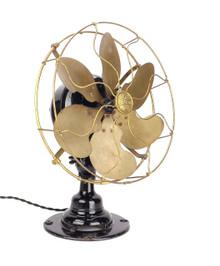 Extraordinary 100% Original Condition Emerson 16666 Desk Fan