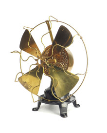 "Rare Specialty MFG Co 12"" Water Fan"