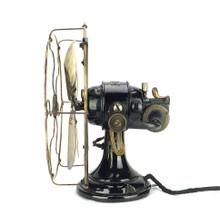 Circa 1910 AEG Sidewinder Desk Fan Original Condition