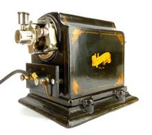 Circa 1894 1/4 HP Victor Utility Motor Cast Tag