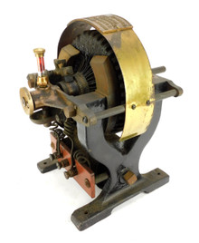 Circa 1891 Edison 1/2 HP Slow Speed Motor