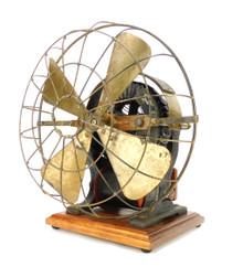 Circa 1894 Edison Sixth HP Slow Motor