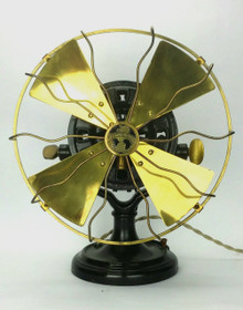 Westinghouse Pancake Fan   Rare 133 Cycles
