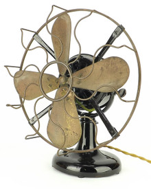 "Early 1905 12"" Westinghouse Tank Motor Fan"