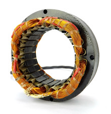 """Rewound Stator for 12"""" 4 Blade Emerson 27, 28 and 29 Series Fans"""