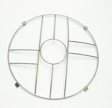 """10"""" Stainless Cage For Emerson Silver Swan Limited Production"""