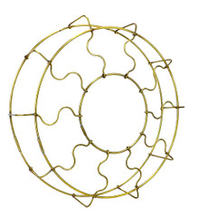 """12"""" BRASS GUARD FOR INTERIOR CONDUIT AND PARAGON FANS LIMITED PRODUCTION"""