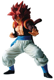 Dragon Ball Heroes: Super Saiyan 4 Gogeta Ichiban Figure